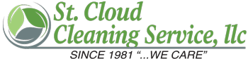 St Cloud Cleaning Service LLC Sticky Logo